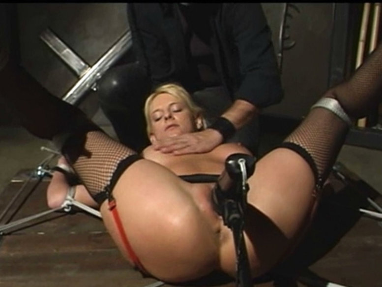 in Naked bondage girls