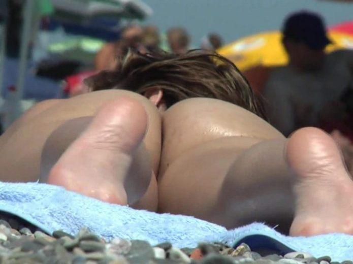 sex California nude beach
