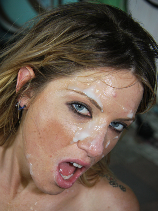 Messy facial gallery