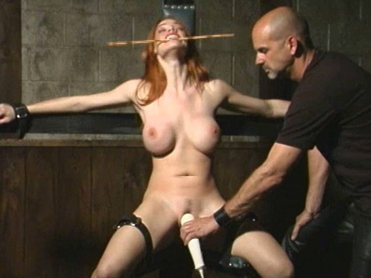 Bad women in pain bondage sex