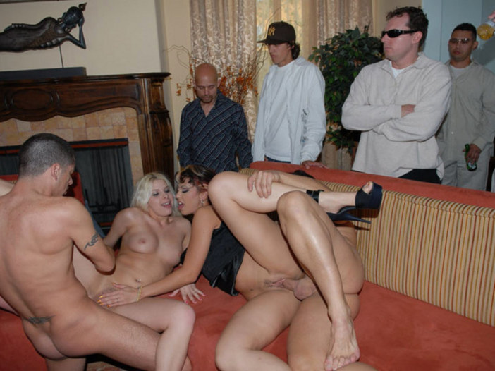 swap gangbang Wife