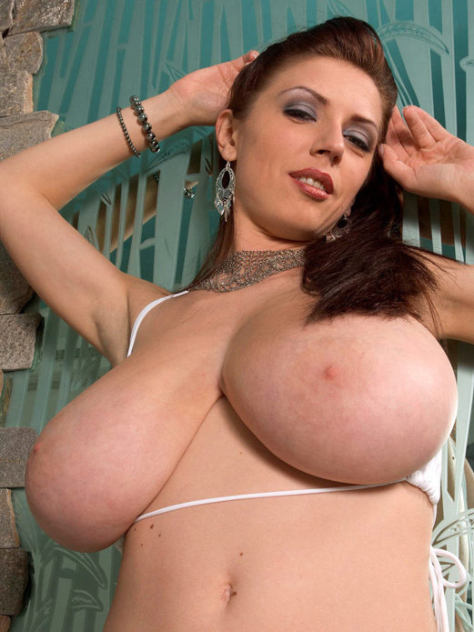 large breast and porn