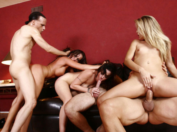 Gang bang my wife tgp