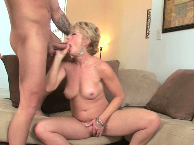 Horny older sex story woman