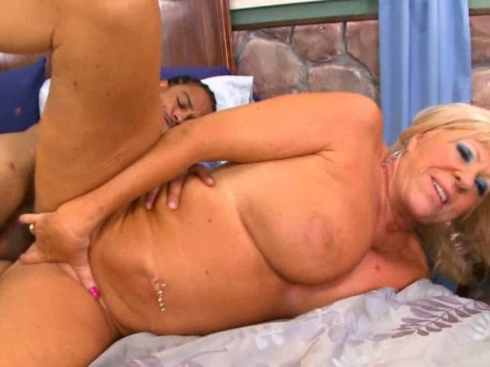 Three guys fill my pussy