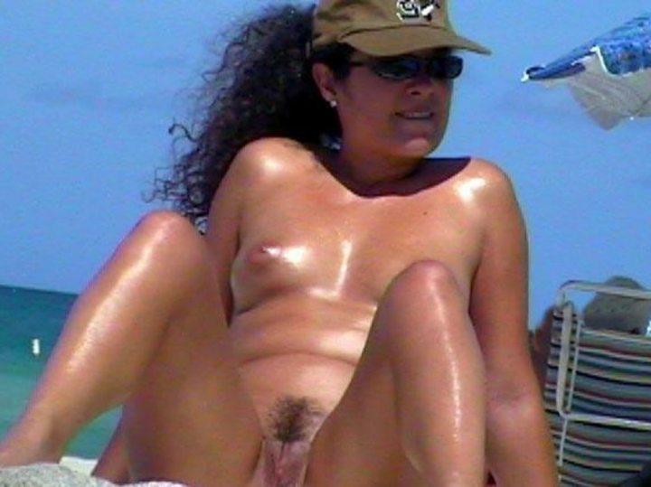 Nude beach voyeur nudist