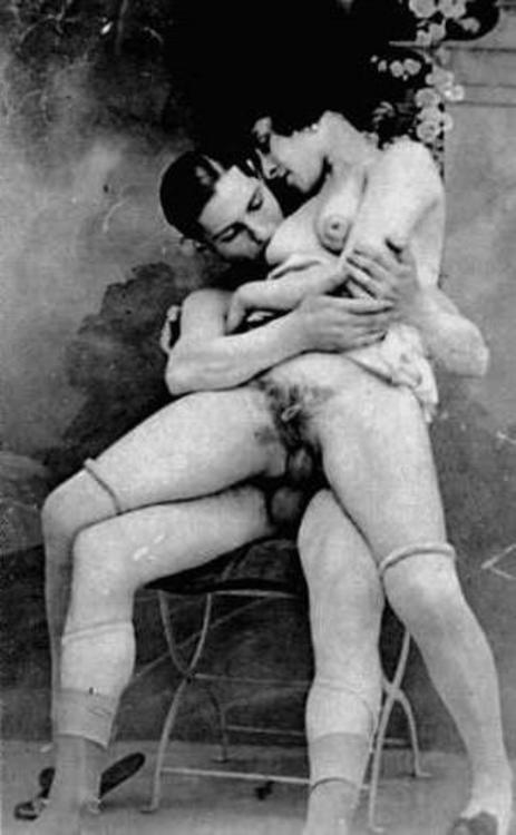 The Erotic vintage pics